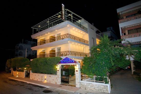 Edipsos, Greece: HOTEL