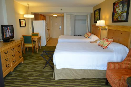 Nautilus Inn : Oceanfront Efficiency Room