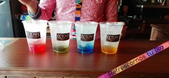 Santiago Atitlan, Γουατεμάλα: Sodas italianas