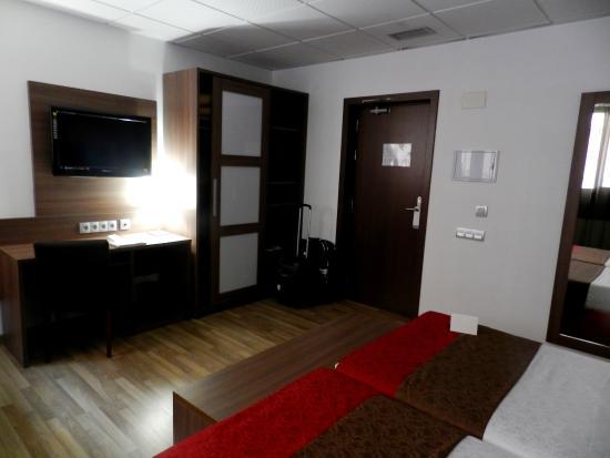 hogar hotel: