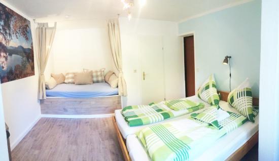 Faak am See, ออสเตรีย: Beispiel Doppelzimmer