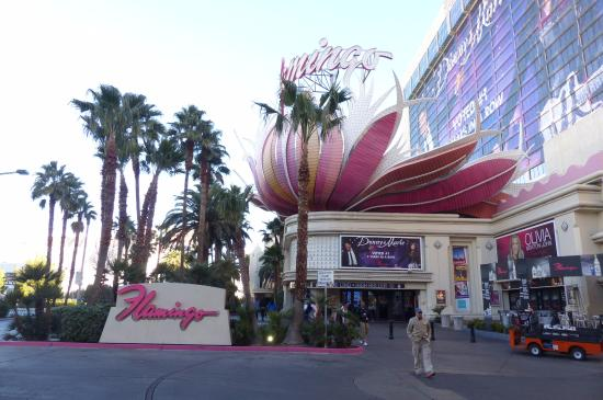 casino next to flamingo in vegas