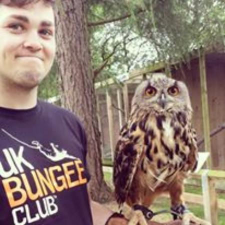 Huby, UK: owl