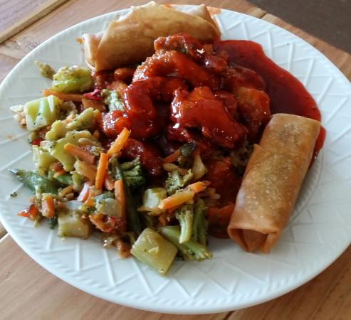 Lytle, TX: Sweet & Sour Pork from Wednesday Chinese Buffet, starts at noon!