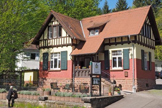 Quierschied, Tyskland: Altes Pförtnerhaus