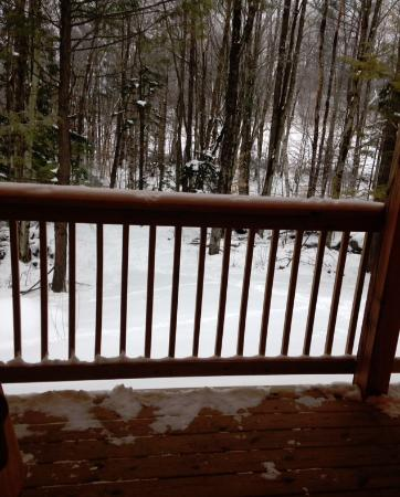 Jeffersonville, VT: so private amd secluded!