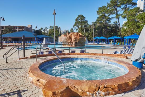 Wyndham Lake Buena Vista Disney Springs Resort Area: Hot Tub