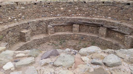 Aztec Ruins National Monument Foto
