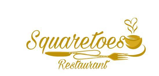 Squaretoe's Restaurant: New Logo