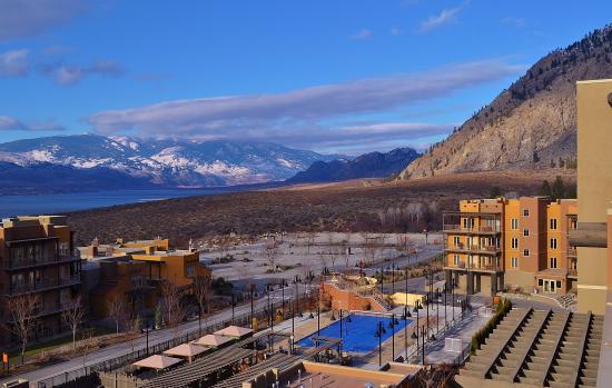 Spirit Ridge at NK'MIP Resort: Spirit Ridge Accommodation setting