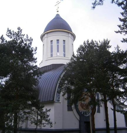 Chapel of St. Xenia of St. Petersburg