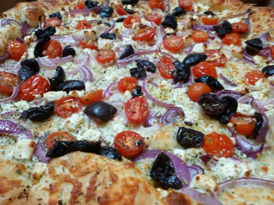 Terrebonne, Καναδάς: pizza medterrano