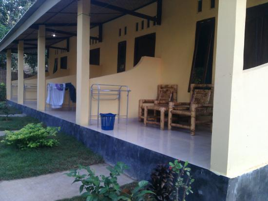 Västra Nusa Tenggara, Indonesien: terrace