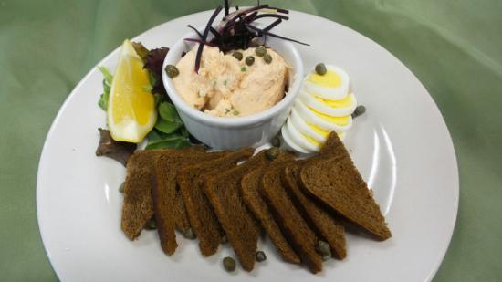 Bowling Green, OH: Smoked Salmon Pate