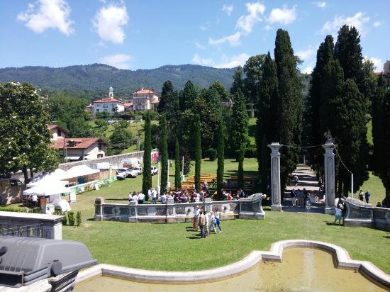 Comerio, Itália: Parco di Villa Tatti Tallacchini