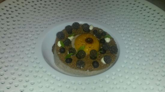 La Queue-en-Brie, Francia: Dessert