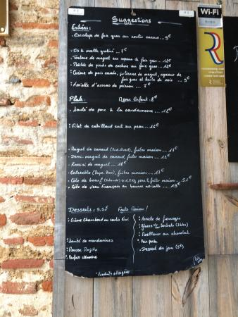 Марманд, Франция: La grange