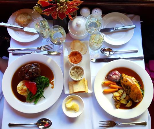 Colonial Tramcar Restaurant Tour Of Melbourne Review