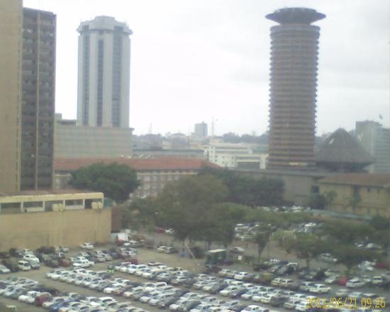 Hilton Nairobi Resmi
