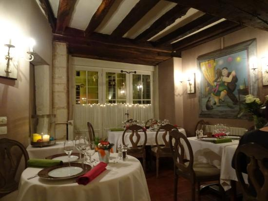 Les ann es 30 picture of les annees 30 chinon tripadvisor for Carrelage annees 30
