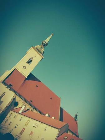 Be Free Tours - Bratislava Free City Walking Tour: Clear sky