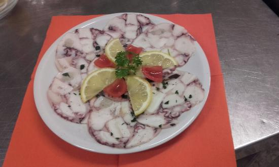 Musile di Piave, Itália: pizzeria lemille
