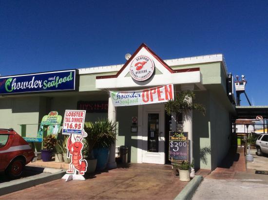 Baja Chowder and Seafood: photo0.jpg