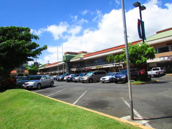 McCully Shopping Center