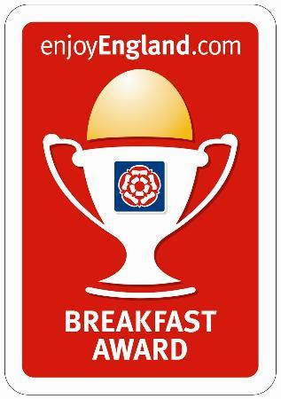 Илминстер, UK: Breakfast Award