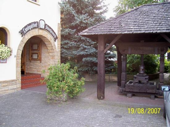 Landgasthof Hotel Zum Storchennest