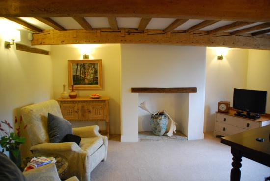 Илминстер, UK: Suite Sitting Room