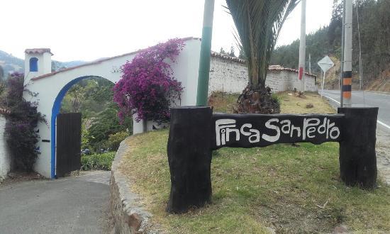 Finca San Pedro: 20160125_164146_large.jpg