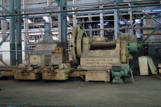 Cockatoo Island, Australien: Machinery