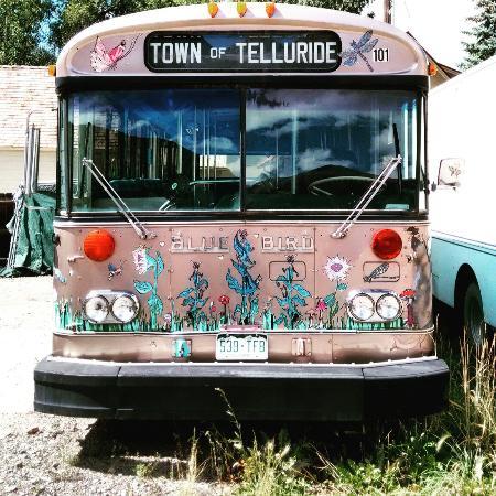 Telluride, Colorado: Charming town!  September 2015