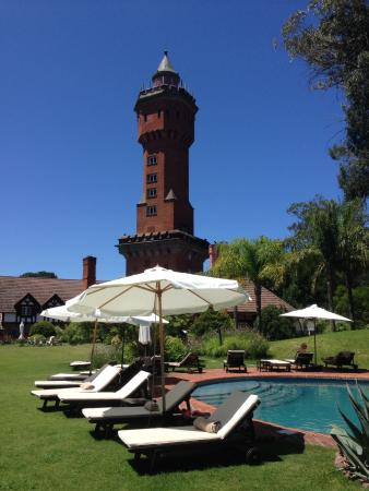 Hotel L'Auberge: Pool