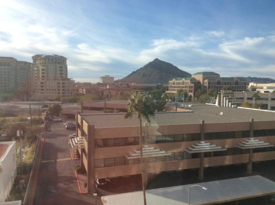 W Scottsdale: View of Fashion Square Mall from from