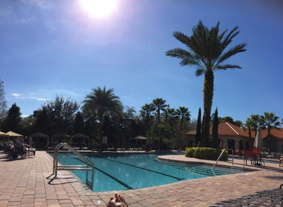 Tuscana Resort Orlando by Aston: Quiet location and great value for the price!!