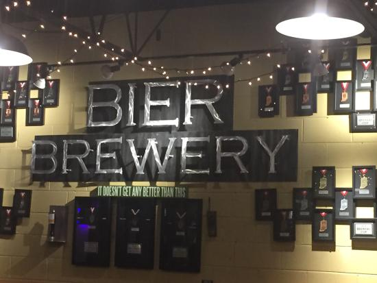 Bier Brewery & Tap Room