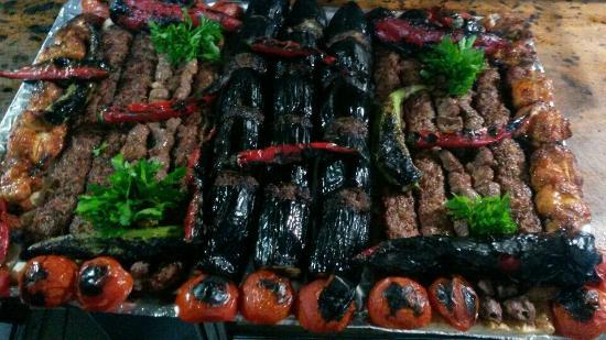 Oz Adana Patlican Kebap
