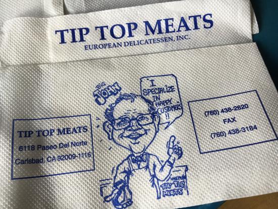 Tip Top Restaurant Carlsbad