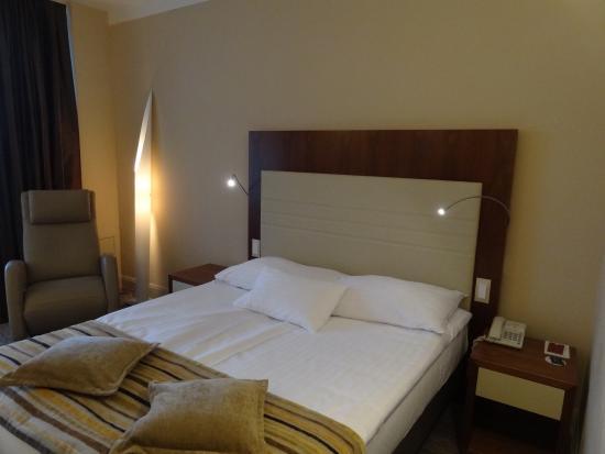 Grand Hotel Union Business: Quarto confortável