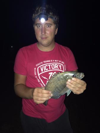 Maroc-Oasis: more night fishing fun!