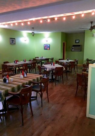 Harbour Grace, Kanada: Dining Area