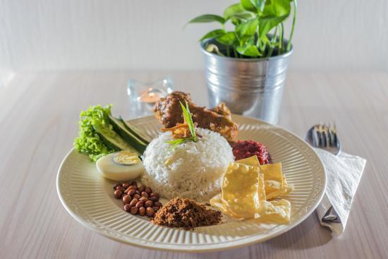 Kulim, Malaysia: Nasi Lemak Istimewa