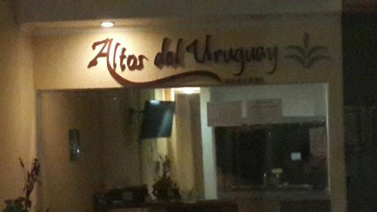 Altos del Uruguay Apart Hotel