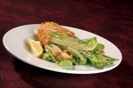 Truro, Kanada: Caesar Cardini Salad