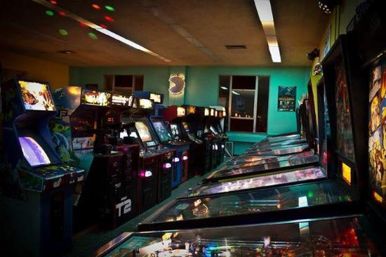 Hanover, PA: timeline arcade fun times