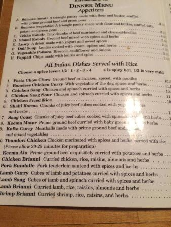 Indian American Cafe