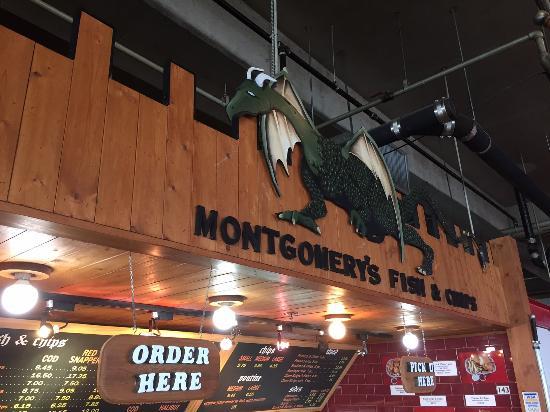 Foto de Montgomery's Fish & Chips