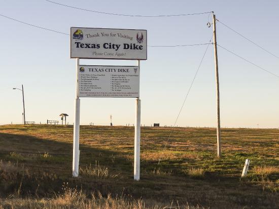 Texas City Dike: TexCity Dike farewell